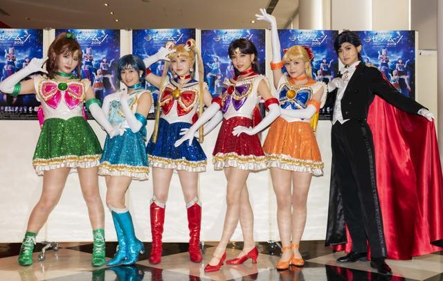 画像: 今年も乃木坂46がミュージカル「美少女戦士セーラームーン」で華麗に戦闘中!