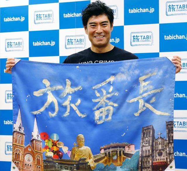 画像: 旅番長・髙嶋政宏がまた走る ベトナム縦断1200キロの旅