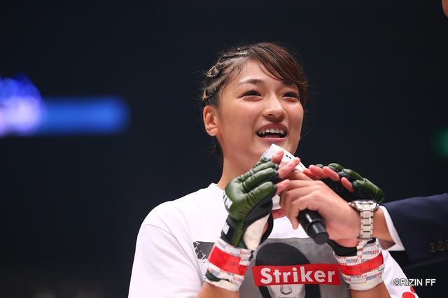 画像: RENAが1R20秒KOの高速決着で復活【10・12 RIZIN.19】
