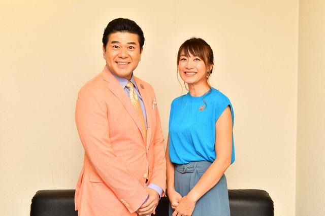 画像: TOKYO MX『バラいろダンディ』がリニューアル 新コンビ誕生!垣花正と大島由香里に意気込みを聞く