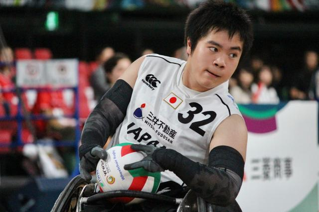 画像: 17歳が日本代表で活躍!車いすラグビーワールドチャレンジ開幕