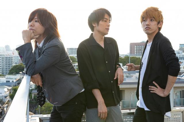 画像: 【インタビュー】「感無量!」海宝直人らのシアノタイプ、満を持してファーストアルバムリリース