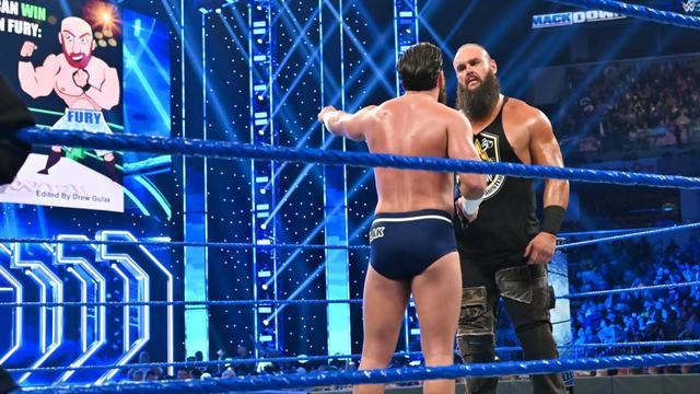 画像: ストローマンがSDデビューのグラックを秒殺【10・18 WWE】