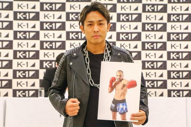 画像: 大岩龍矢「ラグビー日本代表の試合で感動。自分もみんなに感動を伝えたい」【12・28 K-1名古屋】