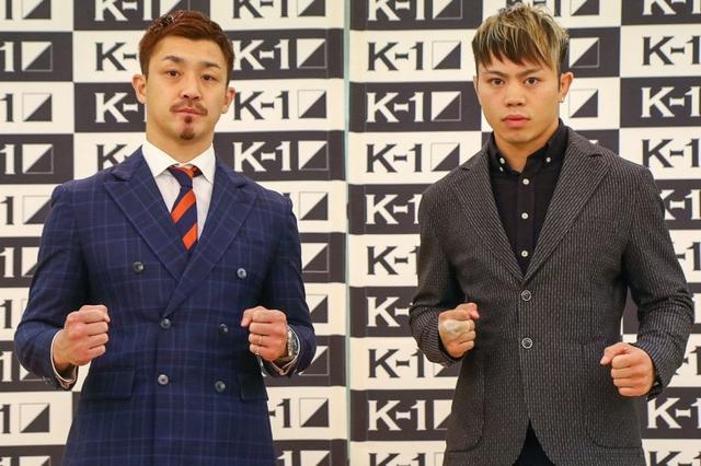 画像: 「大和哲也vs不可思」注目の日本人対決が実現【12・28 K-1名古屋】
