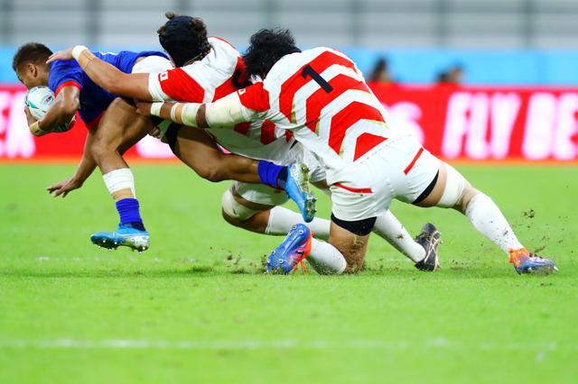 画像: ラグビーワールドカップ2019日本大会『この瞬間を』【アフロスポーツ プロの瞬撮】