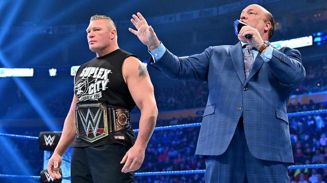 画像: WWE王者レスナーが爆弾表明「スマックダウンを辞める」【11・1 WWE】
