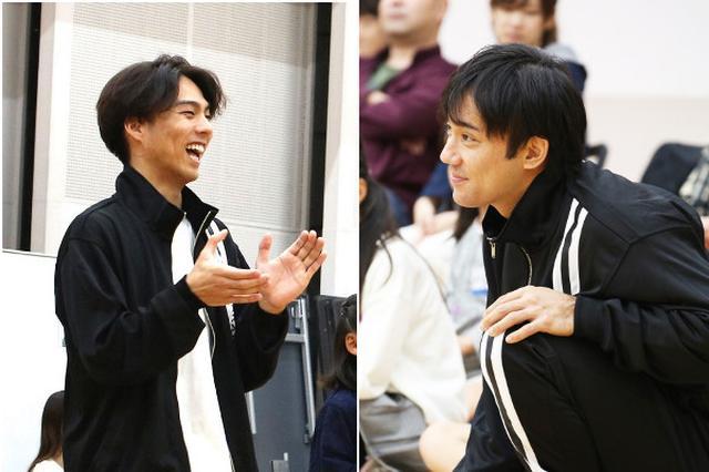 画像: 劇団EXILEの小澤雄太と小野塚勇人が演技レッスン「普段の生活でも活かして」