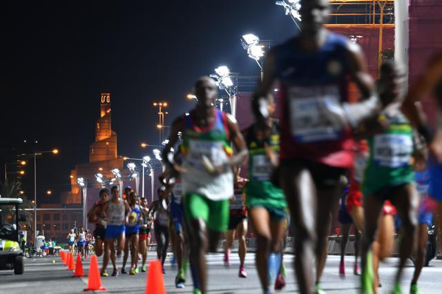 画像: マラソン・世界陸上 ドーハ【アフロスポーツ プロの瞬撮】