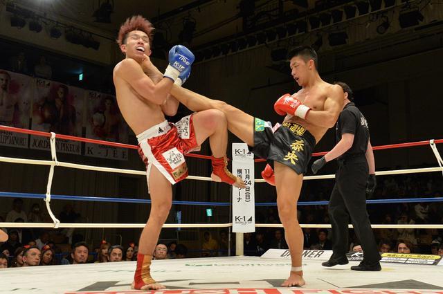 画像: 朝久泰央が戦慄のKO勝ちで「次は俺しかいない」とタイトル戦をアピール【11・8 K-1 KRUSH】