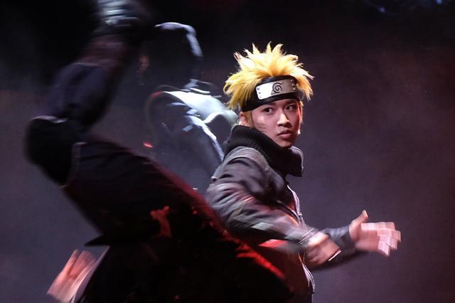 画像: 松岡広大「NARUTO-ナルト-」最新公演に自信「一人ひとりのスキルに目を凝らして」