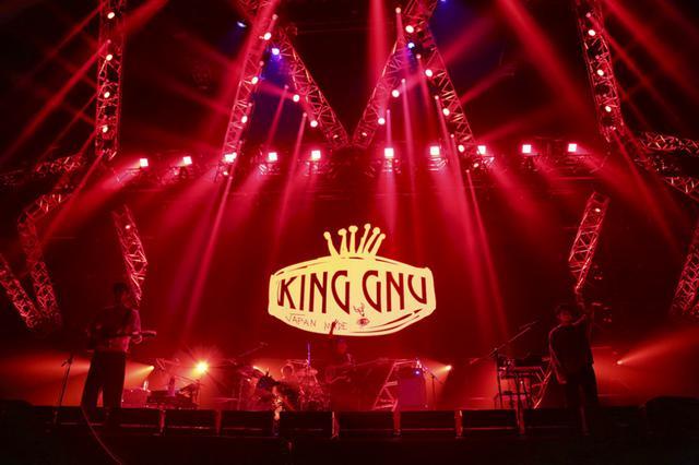画像: King Gnuが圧倒的な存在感でパフォーマンス【バズリズム LIVE 2019】