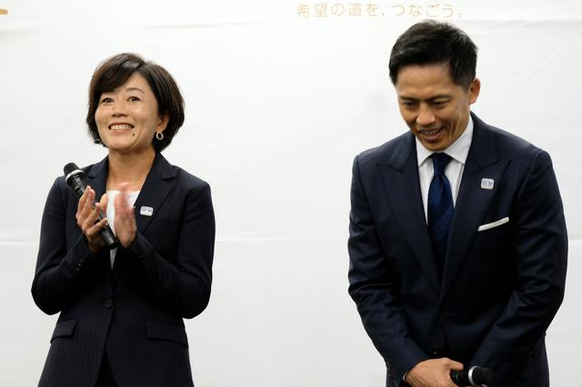 画像: 【東京2020】野口みずき、野村忠宏、吉田沙保里が聖火ランナー! ギリシャ国内走る