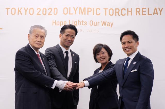 画像: 【東京2020】EXILE HIRO「子どもたちの笑顔や未来への希望をつなぐ」聖火引継式でパフォーマンスを監督