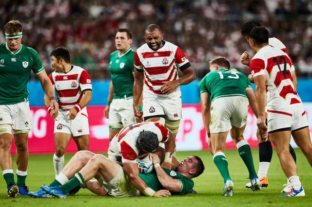 画像: ラグビー 日本代表・アイルランド戦【アフロスポーツ プロの瞬撮】