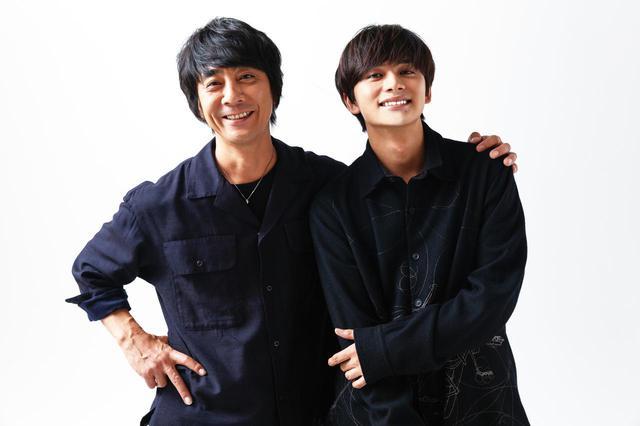 画像1: 山崎まさよし × 北村匠海 映画『影踏み』共演! 俳優としてミュージシャンとして共鳴しあった2人