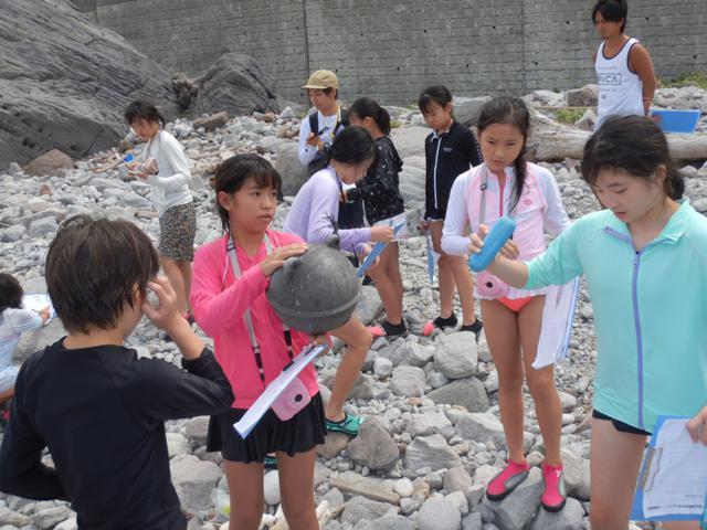 画像: 「海と日本PROJECT」今年も開催 東京の離島「神津島」を都内の小学生14人がPR
