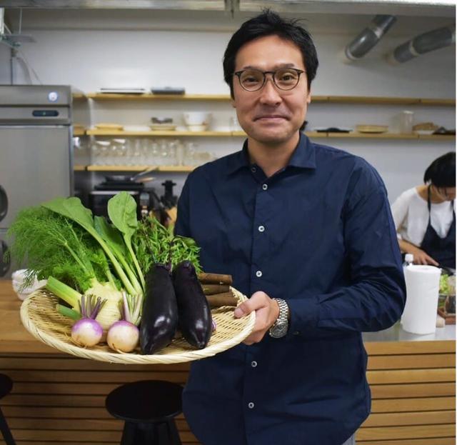 画像: 日本の農業の未来を見すえ、産地の流通改革を。菊池紳(たべもの株式会社 創業者)