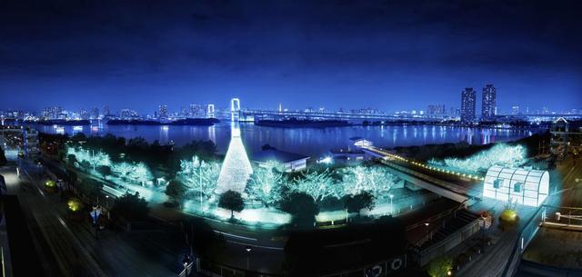 画像: お台場が光の楽園に染まる【TOKYO ILLUMINATION 2019−2020】