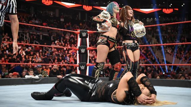画像: アスカがシングル戦でナタリアに雪辱【11・18 WWE】