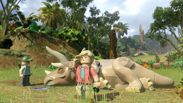 画像: いつでもどこでも恐竜と『LEGO ジュラシック・ワールド』