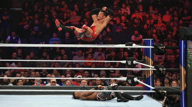 画像: 戸澤のクルーザー級王座奪取ならず【11・24 WWE】