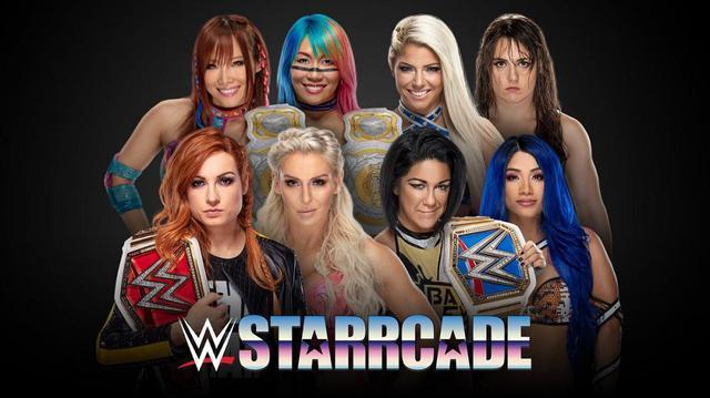 画像: カブキ・ウォリアーズが「スターケード」で王座戦【12・1 WWE】