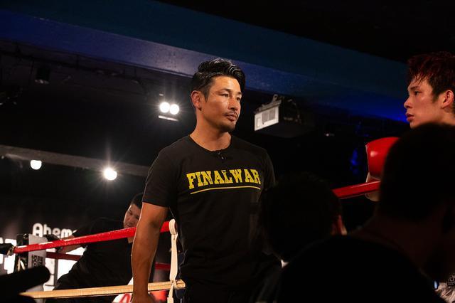 画像: 佐藤嘉洋が魔裟斗に11年ぶりのリベンジ。先鋒・古宮晴が3人抜き【格闘代理戦争】