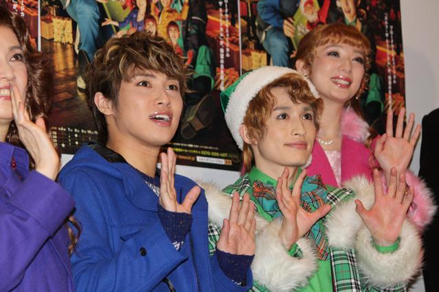 画像: 宇宙Six松本、クリスマスは「相葉くんのお祝いしたい」。ブロードウェイミュージカル初出演
