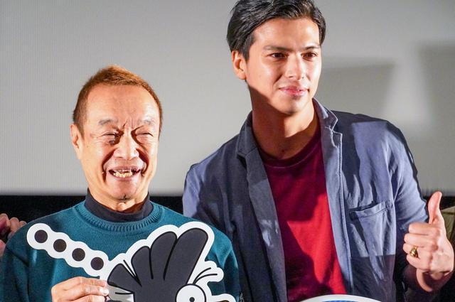 画像: アレク「シティーハンター」で覚えた日本語は「もっこり」