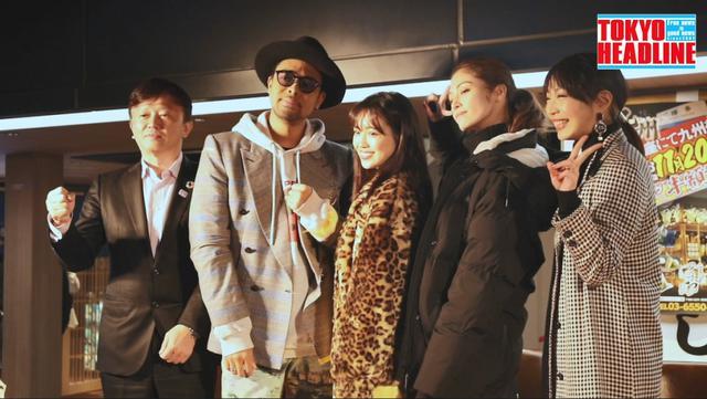 画像: 【動画】「URACORI」オープニングイベントにEXILE NESMITH、E-girls楓と山口乃々華が出演!