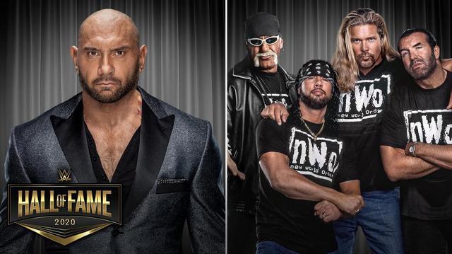 画像: バティスタとnWoが2020年WWE殿堂入り【WWE】
