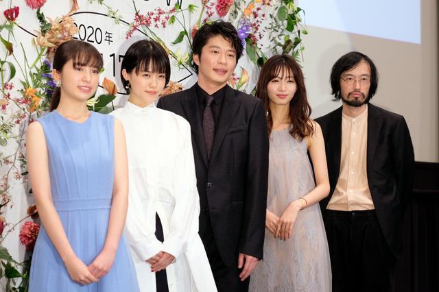 画像: 田中圭がモテる花屋「キラキラした目で、おっちゃん見ないで!」映画『mellow』完成で舞台挨拶