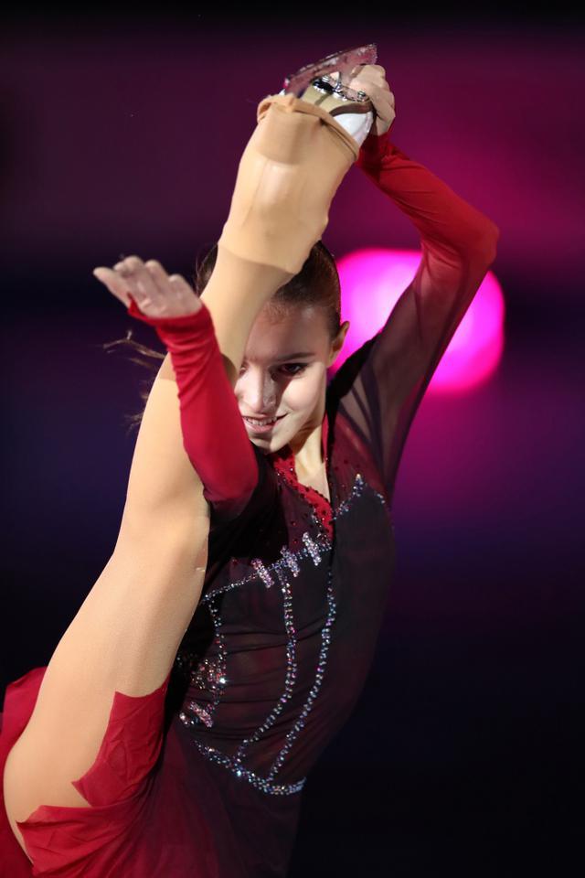画像: シェルバコワの情熱【アフロスポーツ プロの瞬撮】