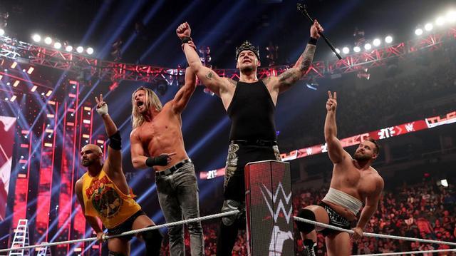 画像: レインズが因縁のコービンにTLC戦で敗退【12・15 WWE】