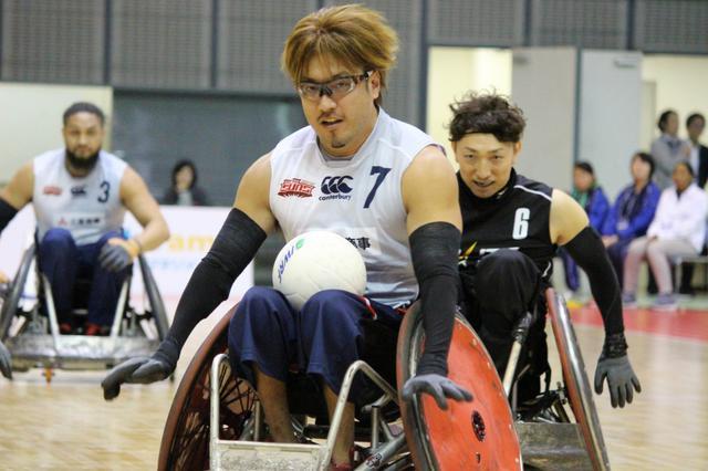画像: もうひとつのラグビー、車いすラグビー日本選手権大会が開幕!新チームが躍進