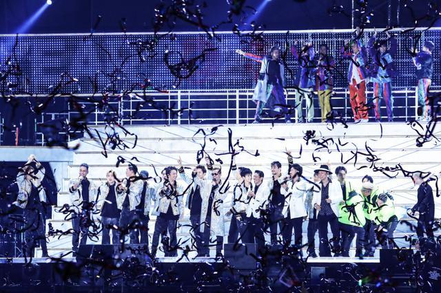 画像: カウントダウンライブに8万人が熱狂! LDH PERFECT YEAR開幕