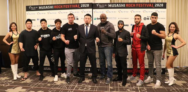 画像: 武蔵プロデュース大会で日本vsオランダの3vs3対抗戦開催【1・13 MUSASHI ROCK FES】