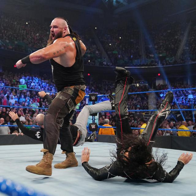 画像: 中邑とストローマンが男子30人ロイヤルランブル戦に出場【1・17 WWE】