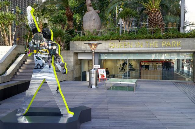 画像: フレディになりきれる「ボヘミアン・ラプソディ」顔ハメ映像も!銀座で『クイーンと遊ぼう』展