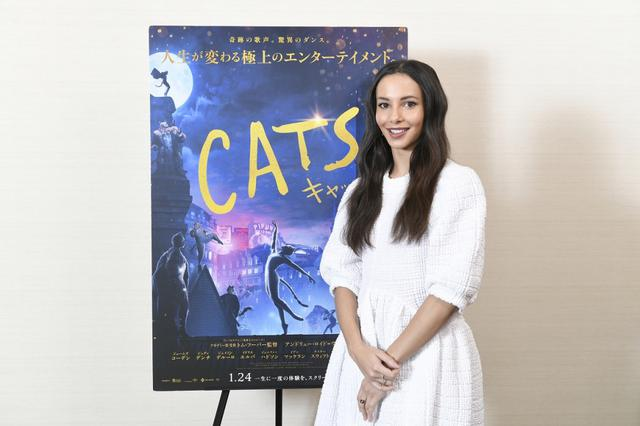 画像: 映画『キャッツ』主演のバレエ界トップダンサー「最初に自分のネコ姿を見たときは...」