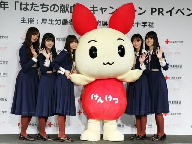 画像: 乃木坂46・齋藤飛鳥「その1歩が誰かの希望になると信じて」献血キャンペーンをPR