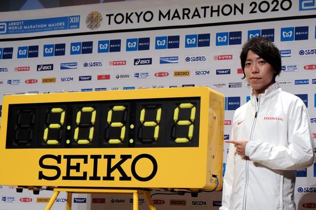 画像: 東京マラソンに大迫、設楽らがエントリー! 五輪代表選考会
