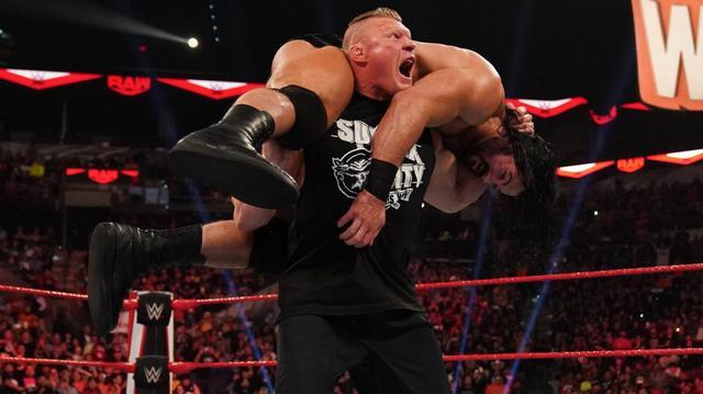 画像: 4・5「レッスルマニア」でレスナーとマッキンタイアのWWE王座戦が決定【WWE】