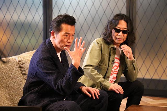 画像: 遠藤憲一が離婚届を破り捨てた過去明かす