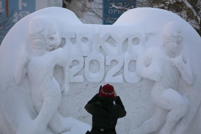 画像: さっぽろ雪まつり無事開幕【NEWS HEADLINE】