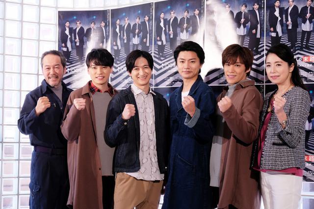 画像: キスマイの横尾、宮田、二階堂、千賀の舞台開幕!「最後までやり切りたい」