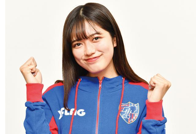 画像: 安田愛音「サッカーの面白さをたくさん発信していきたい!」