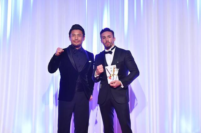 画像: 木村ミノルがベストKO賞と技能賞の2冠受賞【K-1 AWARDS 2019】