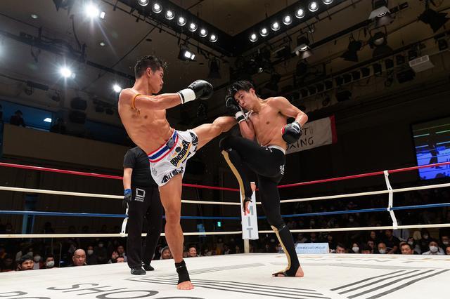 画像: エース海人が判定負け。シュートボクシングの2020年は波乱のスタート【2・15 SB】